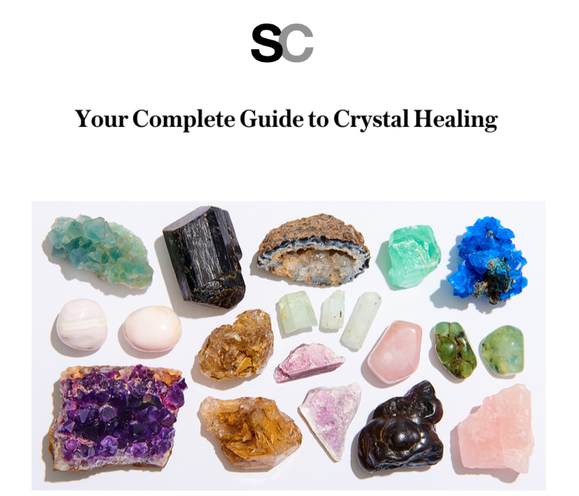 Place 8 Healing - Style Caster - Crystal Healing in Los Angeles