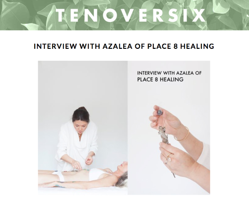Place 8 Healing - TenOverSix - Crystal Healing in Los Angeles